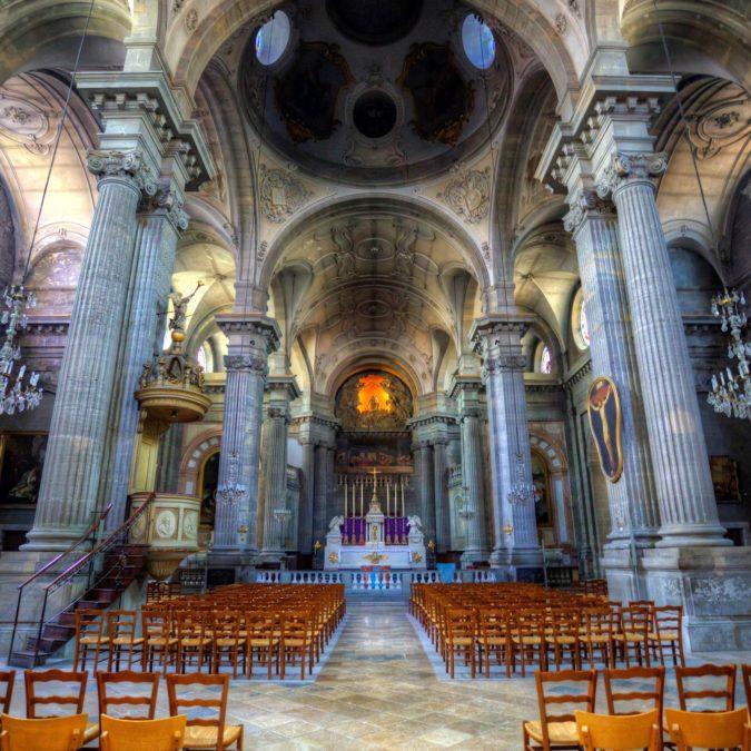 Besançon – Église Sainte Madeleine