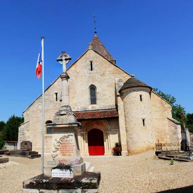 Bézouotte – Église Saint Martin