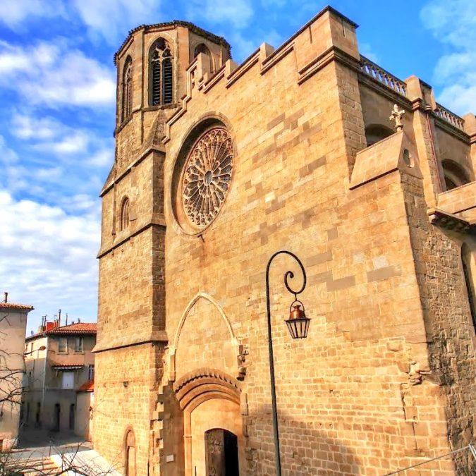 Carcassonne – Cathédrale Saint Michel – 2011