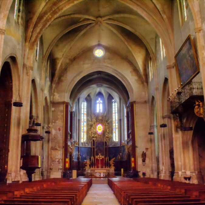 Carpentras – Cathédrale Saint-Siffrein