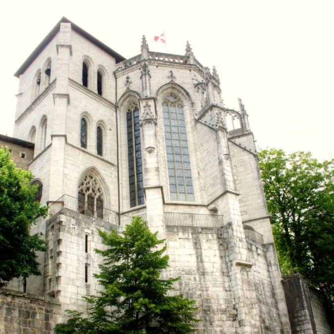 Chambéry – Sainte Chapelle du Château des Ducs de Savoie