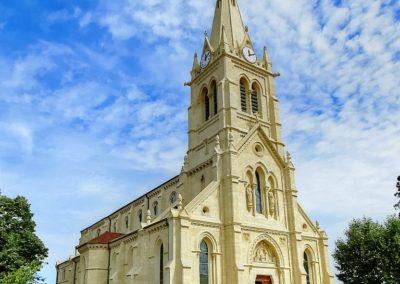 chazay d'azergues église saint andré