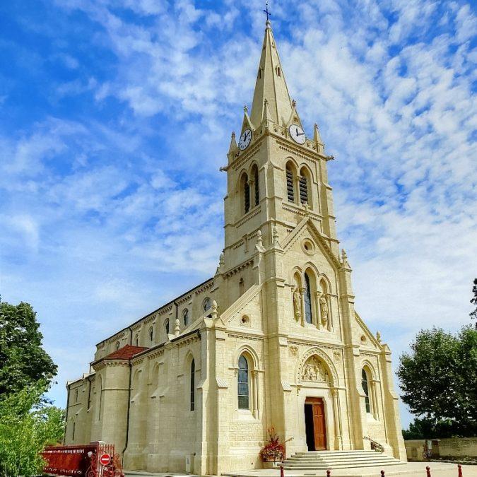 Chazay d'Azergues – Église Saint-André