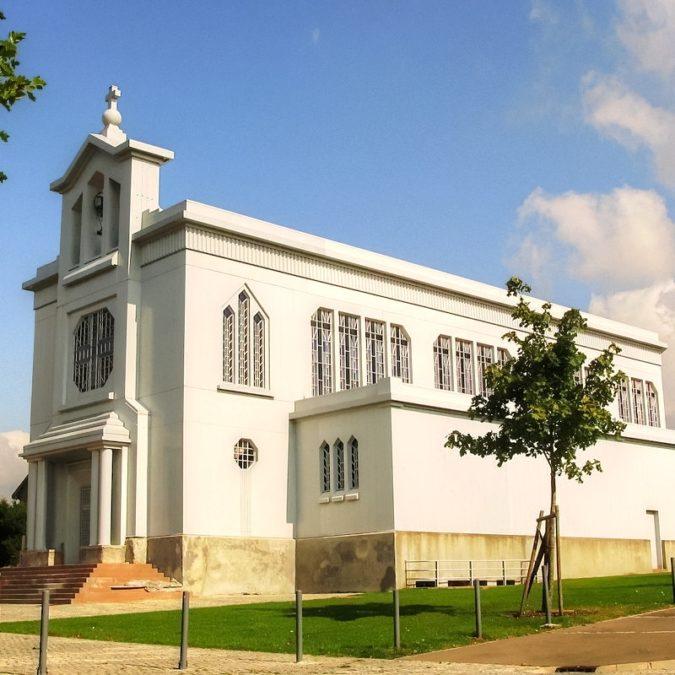 Crusnes – Église Sainte-Barbe