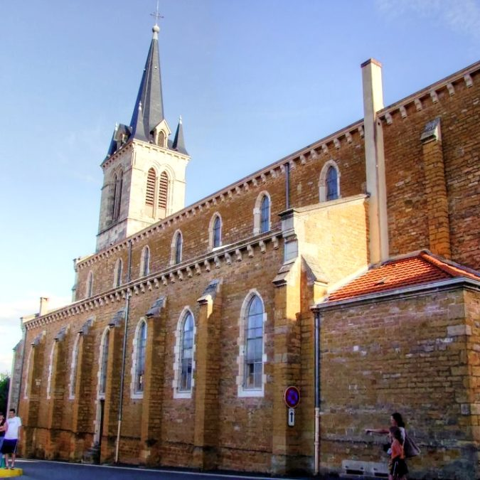 Denicé – Église Saint-Pancrace