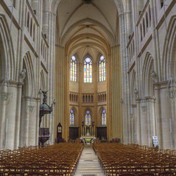 Dijon – Cathédrale Sainte-Bénigne