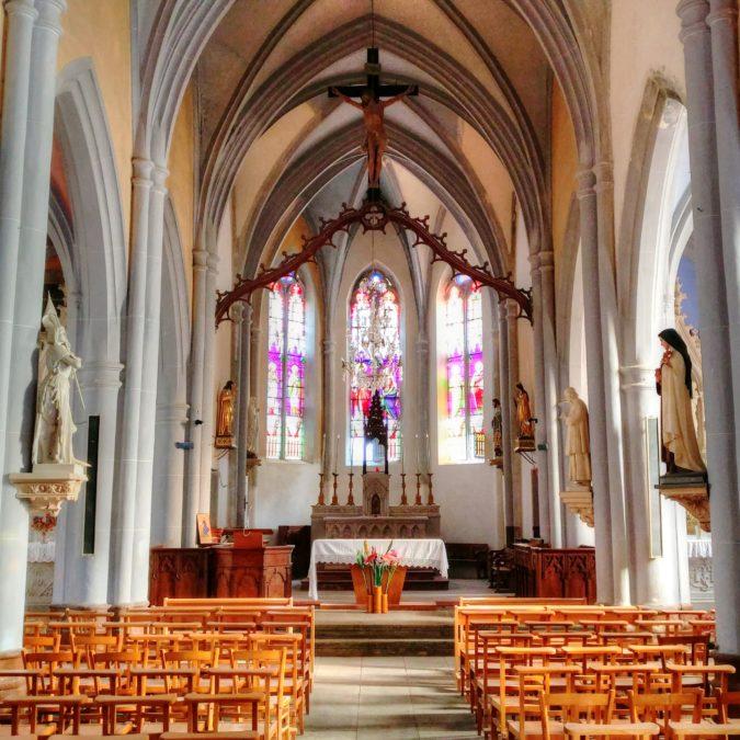 Grezolles – Église