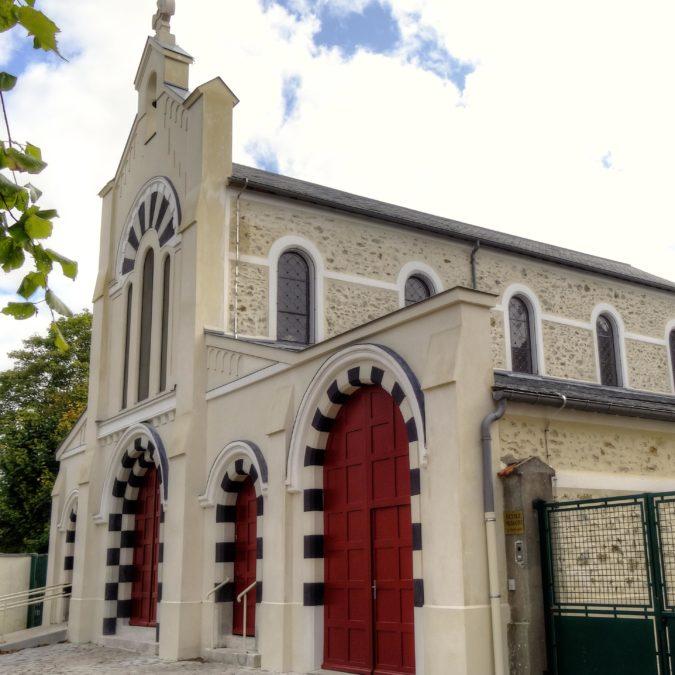 Janville-sur-Juine – Église Notre Dame de la Nativité