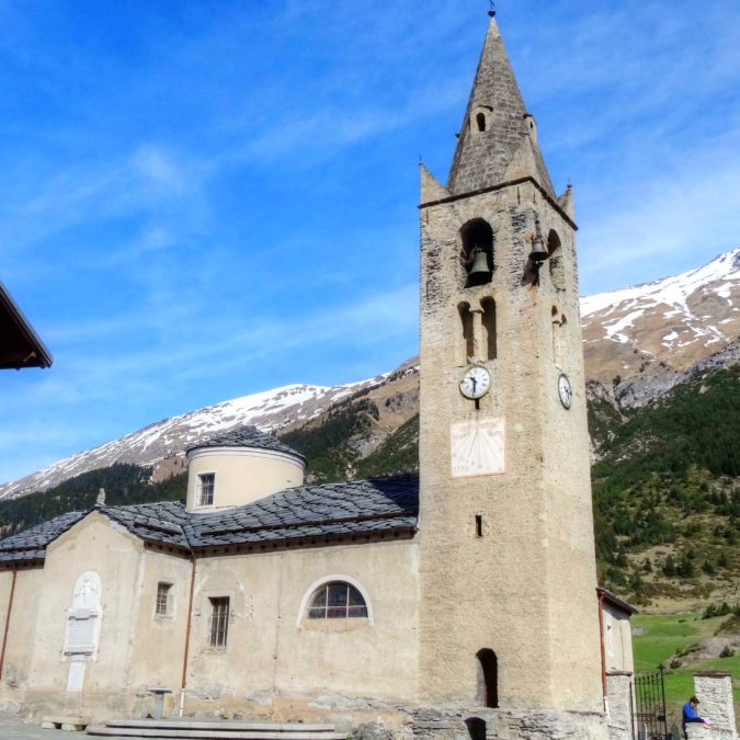 Lans-le-Villard – Église Saint-Michel