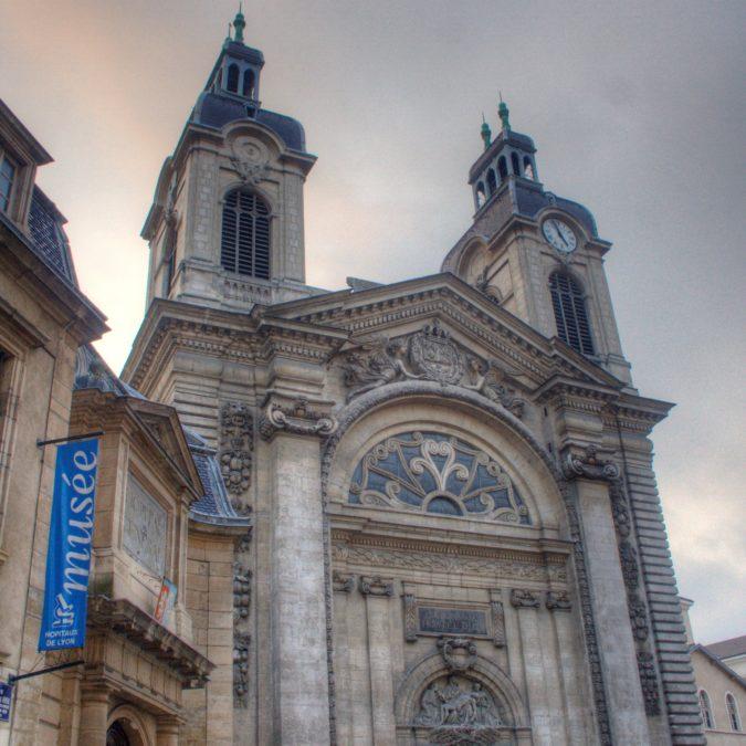 Lyon – Chapelle de l'Hôtel Dieu