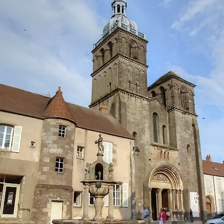 Saulieu – Basilique Saint-Andoche