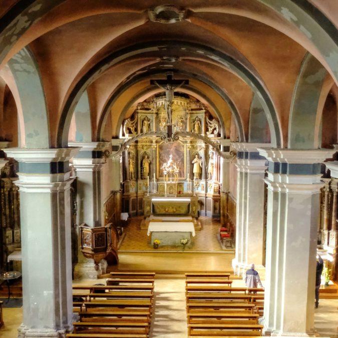 Saint-Gervais – Église Saint-Protais