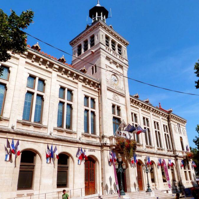 Valence – Salle des mariages de l'Hôtel de Ville