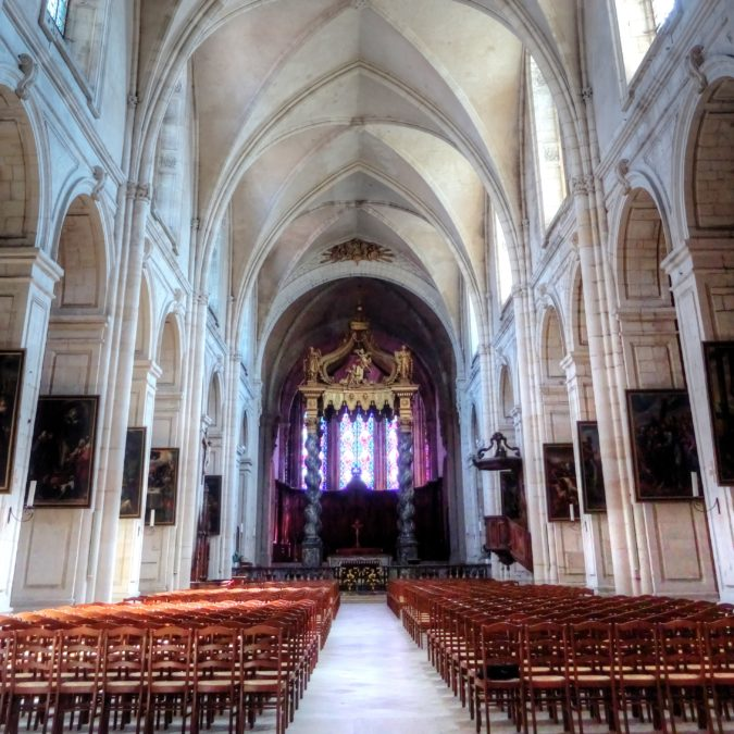 Verdun – Cathédrale de Verdun