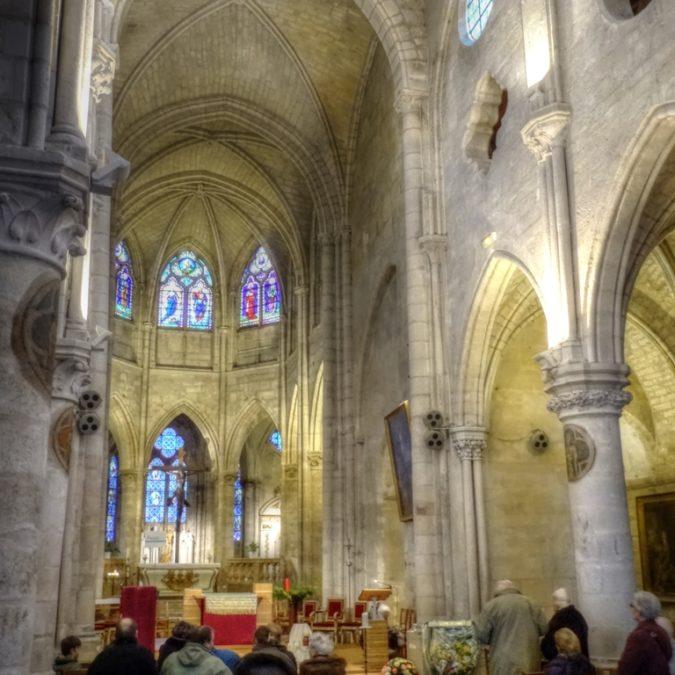 Vitry-sur-Seine – Église Saint-Germain