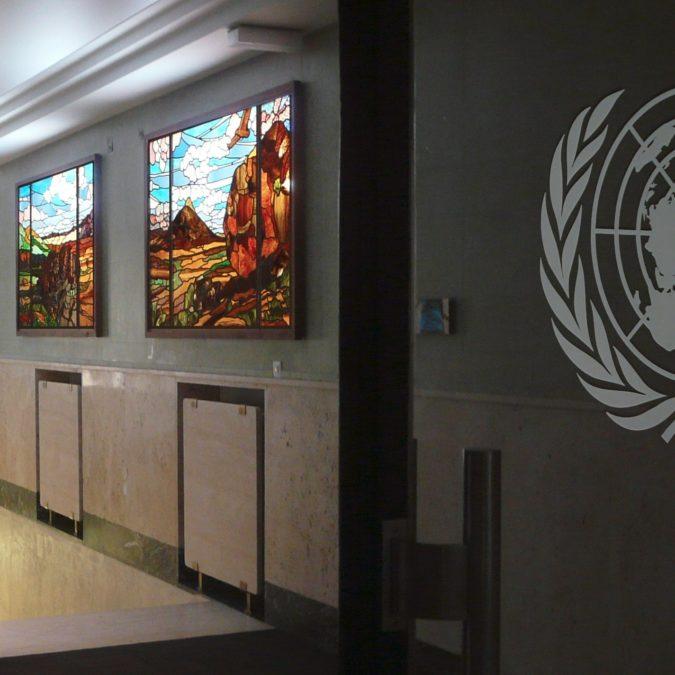 «les temps invariables» ONU – Genève
