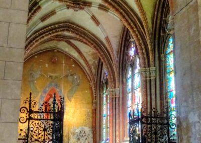 Verdun - Cathédrale - Chapelle du Sacré Cœur - Vue intérieur 2