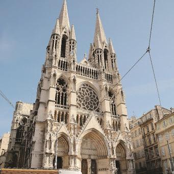 Marseille – Eglise Saint-Vincent-de-Paul – Les Réformés